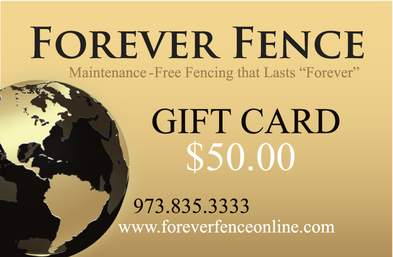forever fence 50 dollar coupon